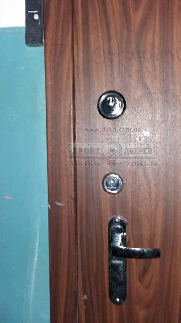 Взлома нет двери