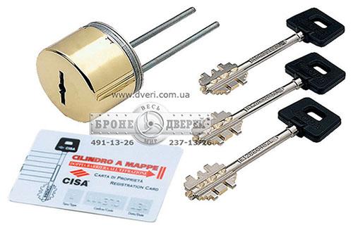 Купить ключи для перекодировки cisa