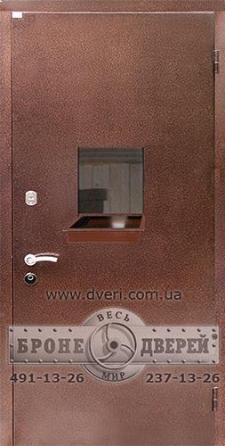 Двери банковские