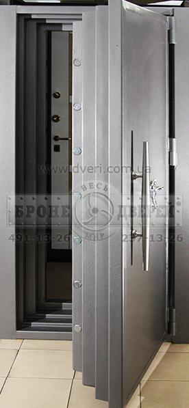 стальные двери банковского типа