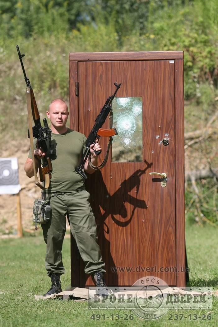 пуленепробиваемая дверь входная