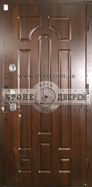 металлические двери пуленепробиваемый