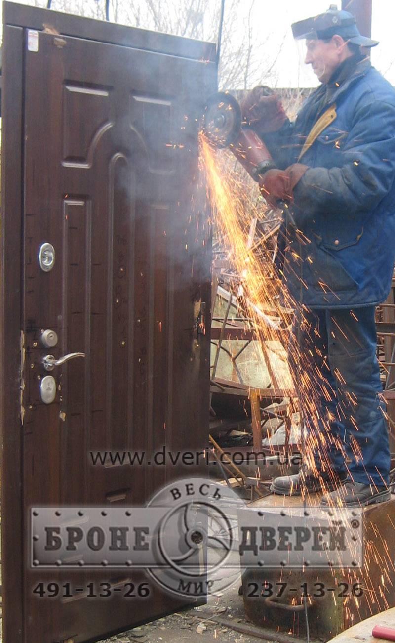 металлические двери г заречный