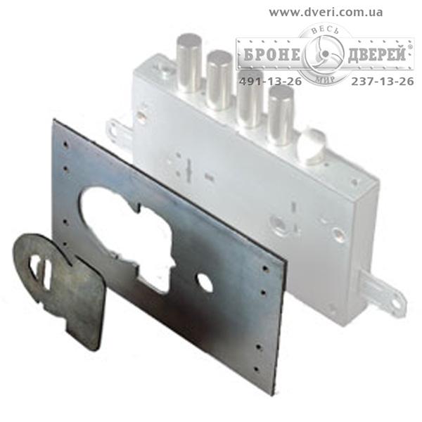 металлические двери бронепластины
