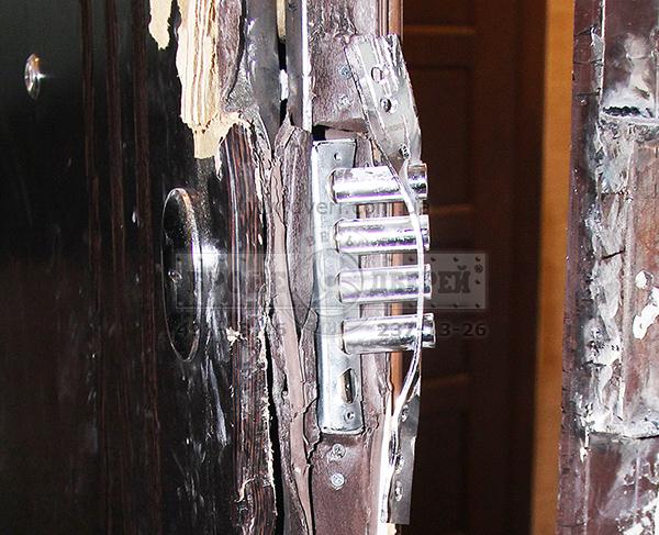 стальные входные двери от взлома