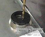 Сверление броненакладок MOTTURA, CISA, KALE, AZBE
