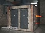 Противопожарные испытания двери по ДБН В 1.1-6-2001 «Захист від пожежі. Двері і ворота».